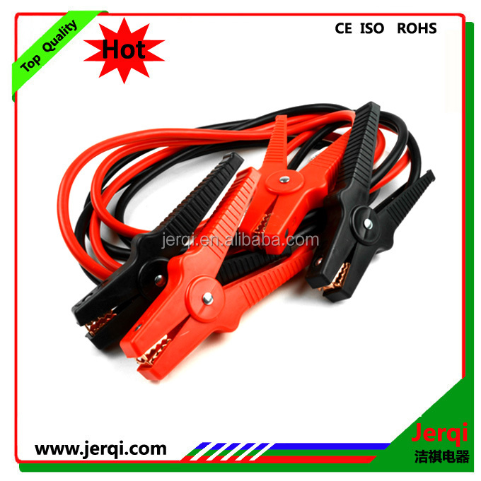 insulated material 500A battery jumper cable