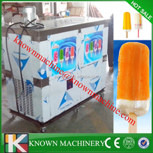 cheap price 2 mould ice cream popsicle machine(ice lolly machine)