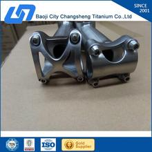 Professional cnc machined titanium stem with strict quality control