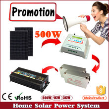 Best Price off grid portable solar power system