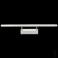 Sarajevo led mirror front lamp with high quality plastic cover use in cinema