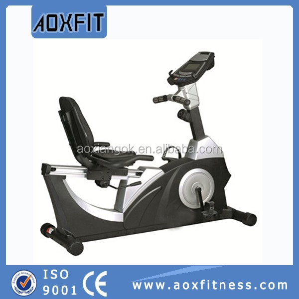 Commercial Magnetic recumbsent exercise bike/ cardio/Fitness /Gym <strong>equipment</strong>