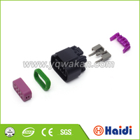 Amp Oem Automotive Electrical Car Wire Waterproof Auto Connector Terminal Pigtail Kits Male Female Assembly