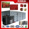 Industrial vegetable dehydrator machine to make dried fruits and vegetables