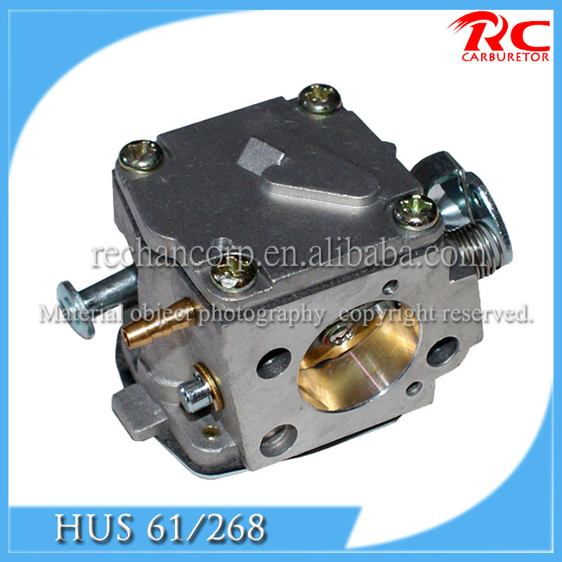 Carburetor for HUSQVARNA 61 266 268 272 Chainsaw Engine Carburettor Replaces Tillotson HS254 Carb