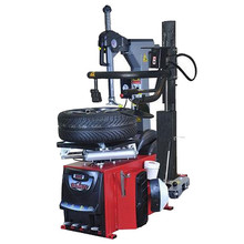used tire dismantling machine The big factory used truck tire changer machine for sale