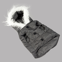 Lanle warm pet down jacket, waterproof pet clothes for dogs, cool pet accessories for wholesale