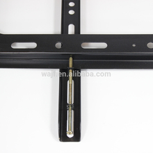 Tv bracket with dvd dvb stand anti-theft screw wall mount