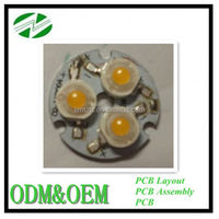 Low price OEM Service led running light circuit