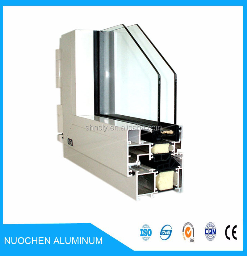 Top Selling extrusion profile aluminum shed window