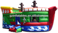 children playground equipment inflatable ship (Immanuel)