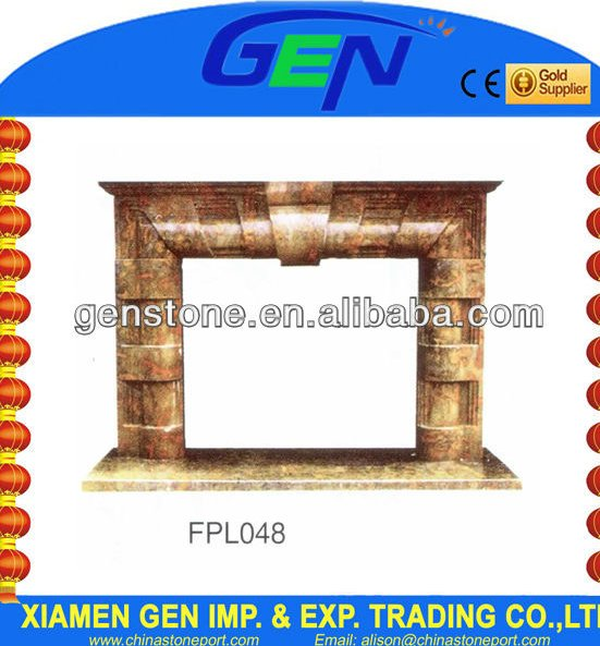 Gas Stone Fireplaces