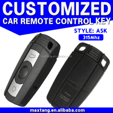 2017 Transponder Key Smart Key Holder Car Remote Key Spare Parts Car Car Key Programming Software MTF-100107
