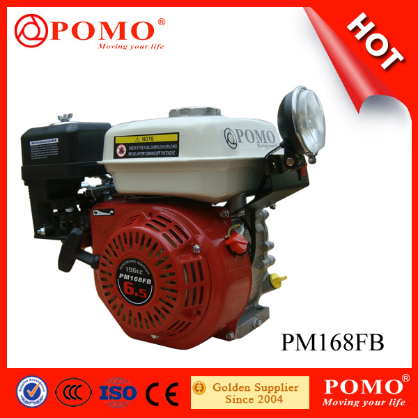 China Factory Competitive Price 1 Cylinder 4 Strok Engine and New Condition Boat Motor
