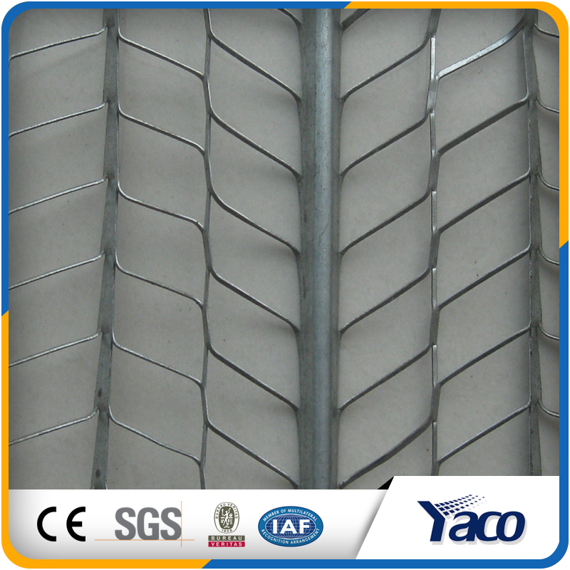 Galvanized Sheet Material expanded metal lath stucco lath wire mesh