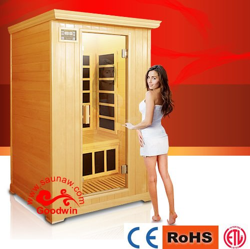 Far Infrared Sauna cabinet with Carbon heater