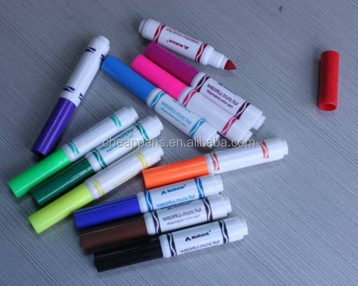 advertising watercolor marker