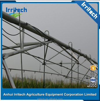 Modern Towable center pivot irrigation equipment system machine used for farm