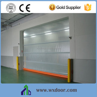 Industrial High Speed Freezer Door For Cold Rooms.