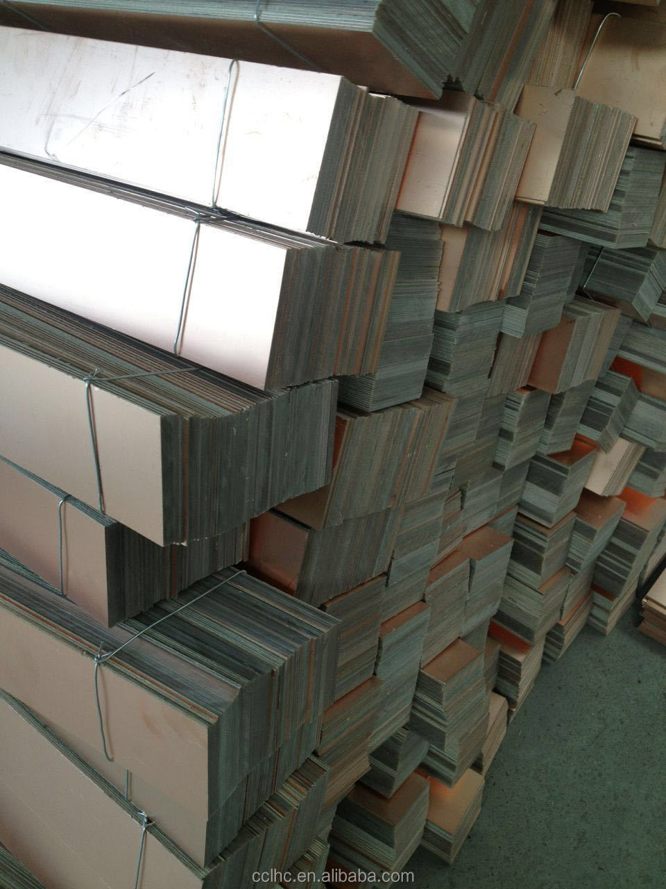 Copper Clad Laminate Ccl Offcuts From Korea With