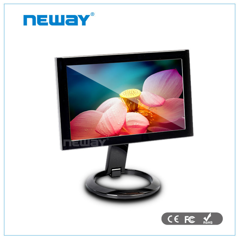 8 inch USB LCD monitor connect computer