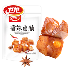 180g Weilong Lotus slices Latiao Chinese special snacks