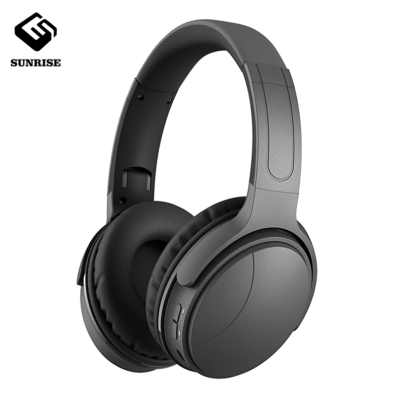 Free <strong>Sample</strong>! Stereo and Richer Bass Long Playing Time Wireless Bluetooth Headphones with Quiet comfortable Muffs