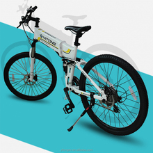 Cool adult electric bicycle /26 inch folding e bike /250W electric mountain motorbike for sale