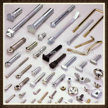 Manufacturer Anti-theft GI Bolts and nuts