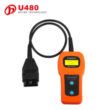 2014 Wholesale Item U480 OBD2 CAN BUS Engine Code Reader