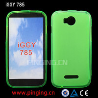 Pinjun Wholesale Soft Tpu Cover Case for Wiko Iggy 785