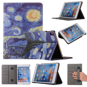 Flip Stand TPU+ PU Wallet Style Leather Case Cover for Ipad Mini 5 Case