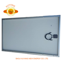Chinese supplier 265W daylight mono solar panel