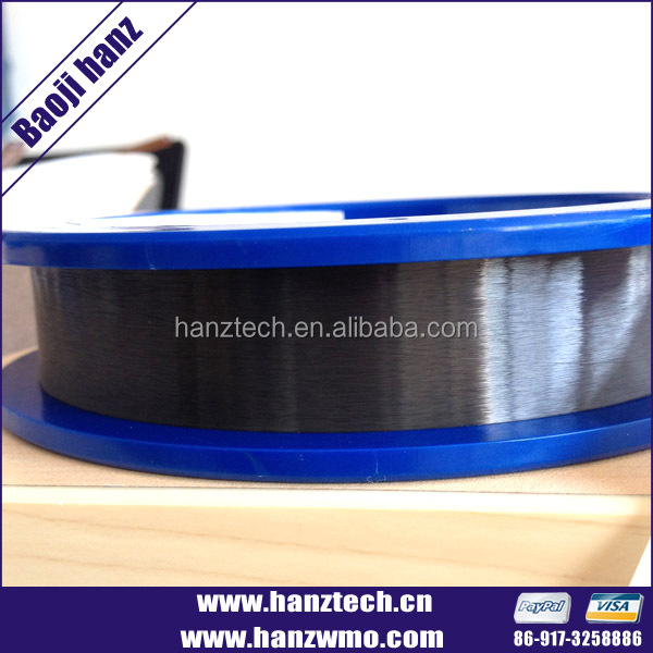 in stock molybdenum wire for cnc edm cut machine