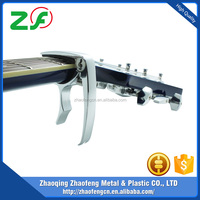 Most Popular Commercial Zinc Alloy Musical instruments cheap price metal guitar capo