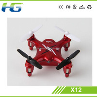 Hot Toy 4CH 6Axis Outdoor Helicopter RC Qaudcopter Syma X12 with 30m control distance
