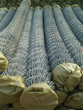 Temporary Galvanized Chain Link Yard Fencing/ muro con pliegues,cerca temporal