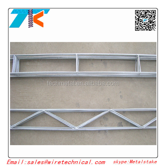 masonry reinforcement block truss wire mesh