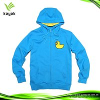 80 cotton 20 polyester cut hoodie