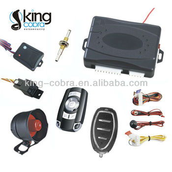One way magicar car alarm system for Iran market