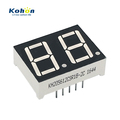 0.56 inch regularly 2 digit commom cathode red 7 segment led display