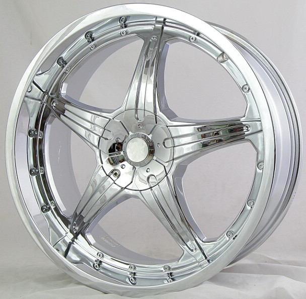 18 20 inch chrome alloy wheels rims, mag wheel rim for car, 8x100, 5x120 wheels