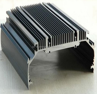 extruded aluminum electronic enclosures