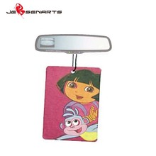 OEM Top Quality Logo Screen Printing Car Cardboard Printed Paper Air Fresheners