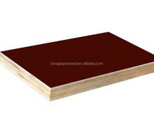 waterproof Red film faced plywood shuttering plywood
