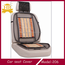 Plastic plate car seat cushion/car seat cover