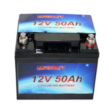 Lifepo4 lithiumbattery Rechargeable Li-ion battery 12V 50Ah Lithiumion Battery Pack OEM accepted
