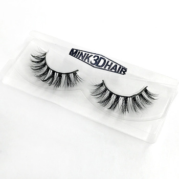 3D Mink Eyelashes Wholesale With Private Label Eyelash Packaging
