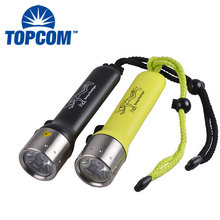 Led Diving Flashlight 4*aa 800 Lumens XPE LED Professional Diving Torch