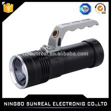 Emergency rechargeable long distance torch,Best seller rechargeable led torch,High quality rechargeable torch light